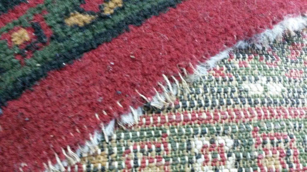 Введение в материаловедение ковровых изделий
