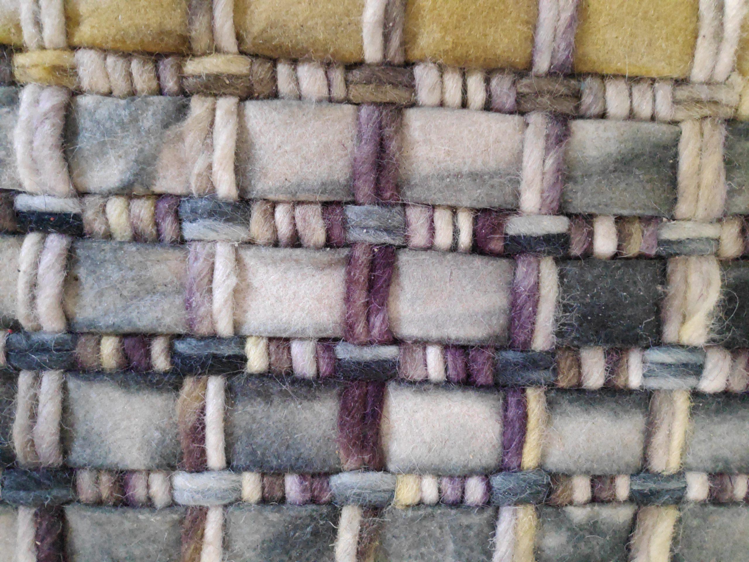 Особенности чистки и стирки войлочных и иглопробивных ковров