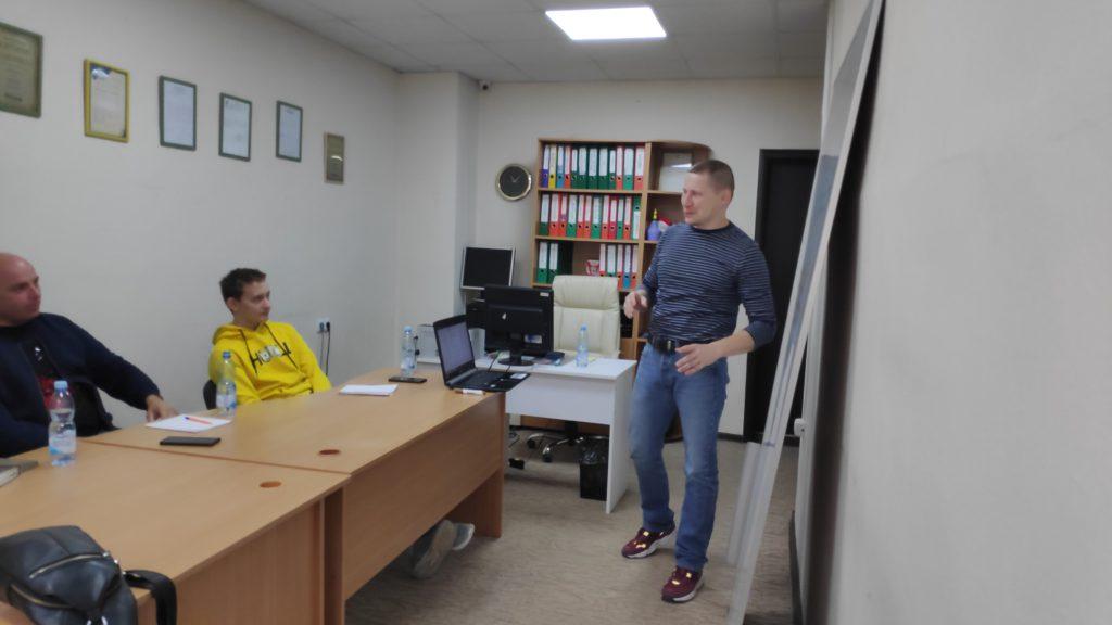 Семинар-практикум по организации работы мобильной бригады и службы доставки ковровых изделий